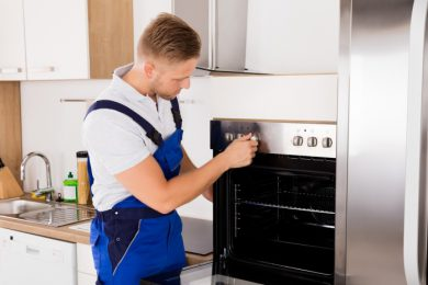 Oven, Stove, Range Repair in San Diego