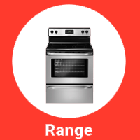 Range Appliance Repair Services in San Diego County