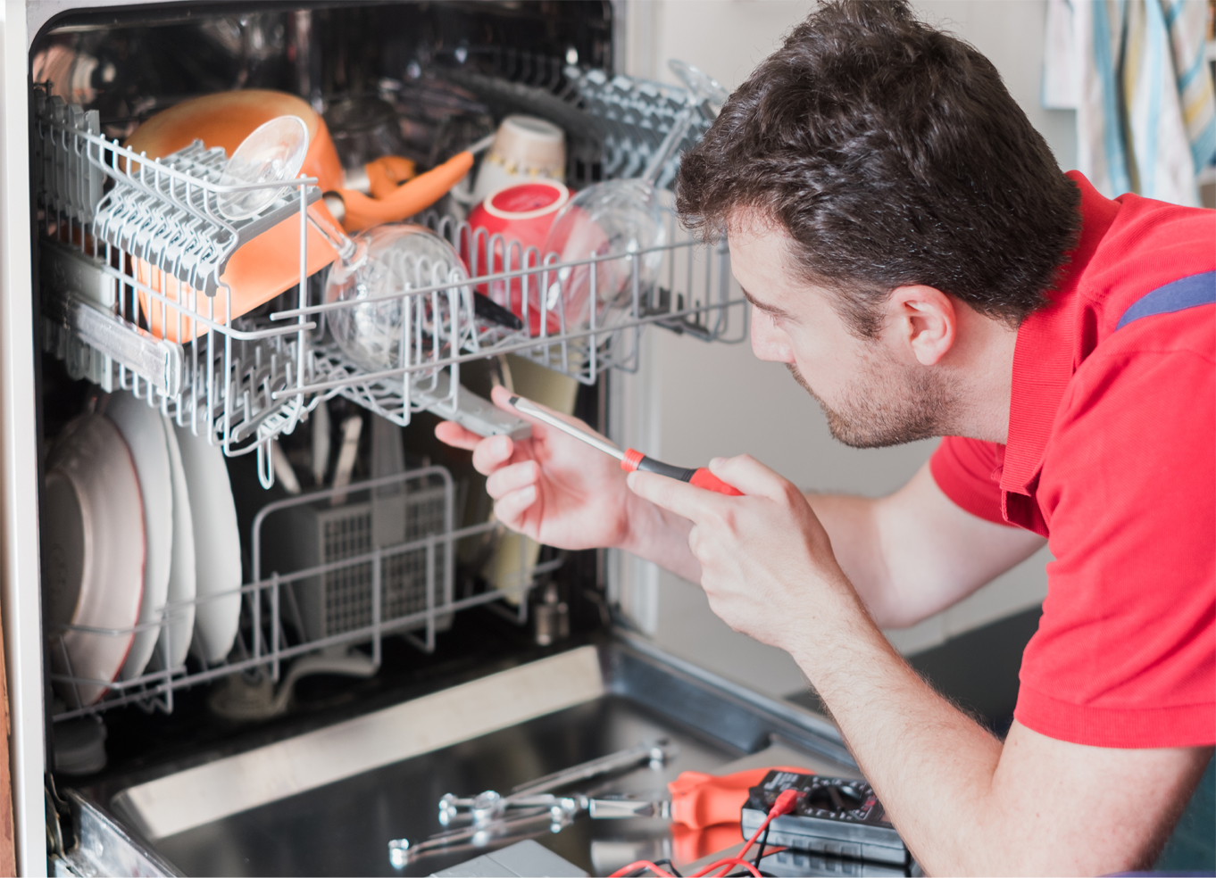 Here's What You Should Know About Dishwasher Repairs -